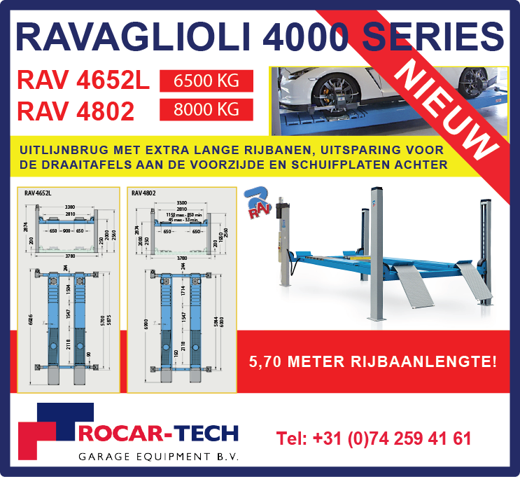 Advertentie Ravaglioli 4652L 4802
